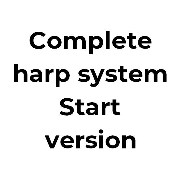 Complete harp system